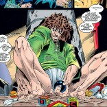 This may be bad, but at least he doesn't have to die of a mutant-targeting virus twice in the Age of Apocalypse the way he does in Earth-616... (Amazing X-Men #4)
