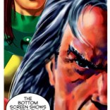 Why does Magneto look kind of like Keanu Reeves here? (What If? vol. 2 #81)