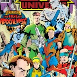 This should really have been the cover to #1. (X-Universe #2)