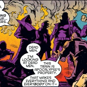 Characters who need their own book, figure 3. (X-Man #1)