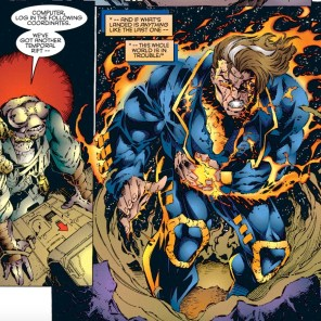 Just wait 'til Age of X-Man. (X-Men Prime #1)