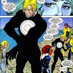 Alexander and the Terrible, Horrible, No Good, Very Bad Day (X-Factor #113)