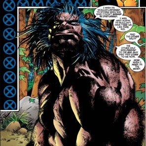 Bachalo draws such good Wolverine! (Generation X #6)