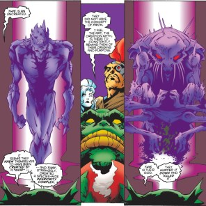 Ch'od X-Plains the Uncreated. (Starjammers #3)