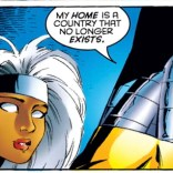 Damn, Piotr. (Uncanny X-Men #325)
