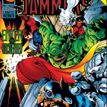 Another excellent cover. (Starjammers #2)