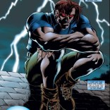 It's true: there's something extra sad about brooding in shorts. (Uncanny X-Men #326)