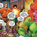 This way, the elves and/or leprechauns can get back to hanging out in Cassidy Keep in the real world and telling readers the secret real names of various superheroes. (Generation X #9)