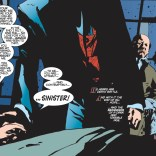 """Sinister, you say? Ooh, that's good. I should write that down."" (Further Adventures of Cyclops & Phoenix #3)"