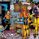 Please note that Siryn has her own personal breeze. (X-Force #48)