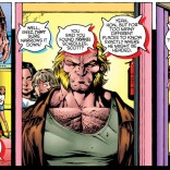 Dang, that's a lot of drop shadows. (Sabretooth Special #1)