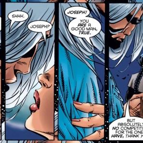 OH SNAP denied (Uncanny X-Men #327)