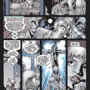 Secret Origins of Hannah Conover, part 2 of 2. (X-Men vs. Brood #1)