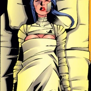Seriously, there is no reasonable justification for this. (Uncanny X-Men #330)
