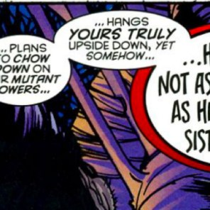That's... kind of lackluster, honestly. (Generation X #14)