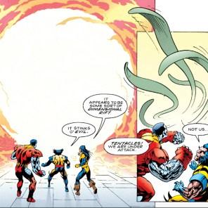 If I had a dollar... (X-Men/ClanDestine #1)