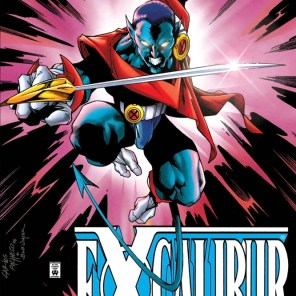 Now this cover can live in your memory, too! (Excalibur #98)