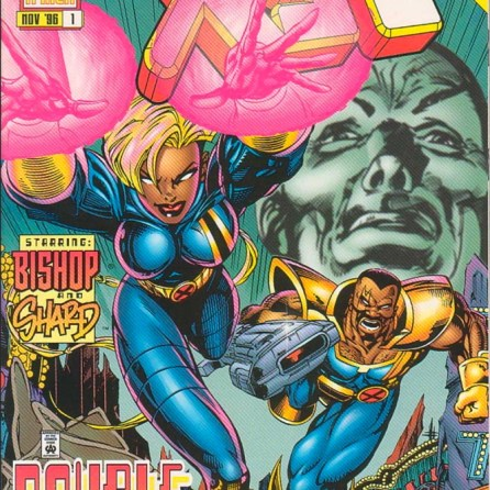 Welcome to the X.S.E., where moral ambiguity goes to die. (X.S.E. #1)