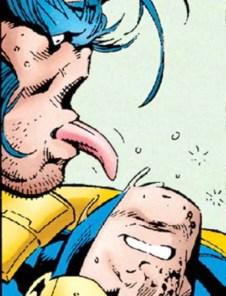 NEXT EPISODE: Wolverine makes it weird.