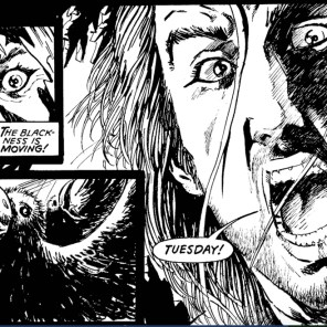 Please enjoy the most Nic Cage Archangel you will ever see. (Archangel #1)