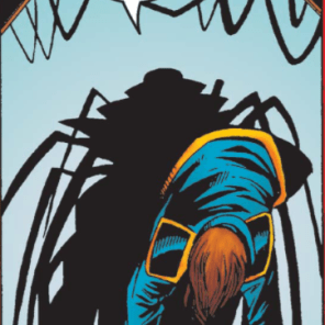 I love that Onslaught's happening and Sinister is just playing out this whole entire other story. (X-Force #57)