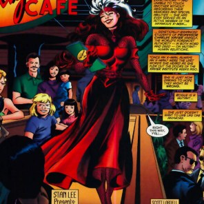 This is what every bar is like, right? (X-Men Unlimited #11)