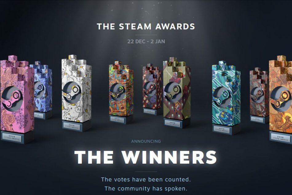 Steam Awards 2017 XPlayGR