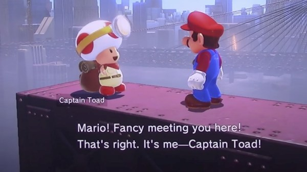 toad odyssey
