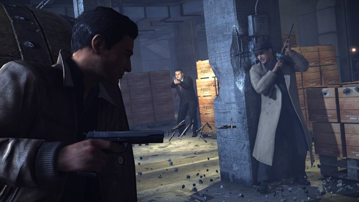 Mafia II dEFINITIVE EDITION REVIEW