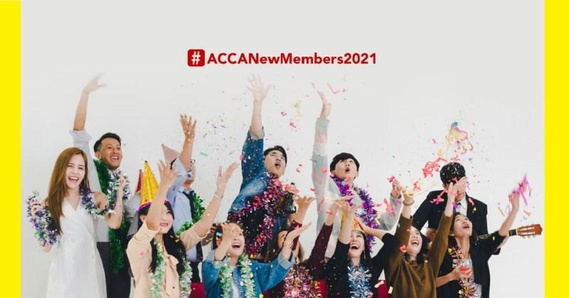 Xplode LIAO_ACCA New Member E-Celebration