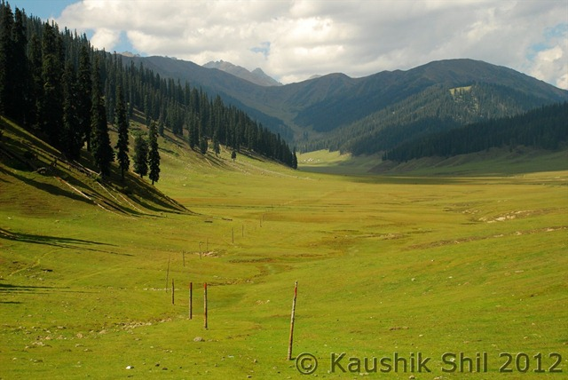 Bangus Valley, Jammu and Kashmir, India