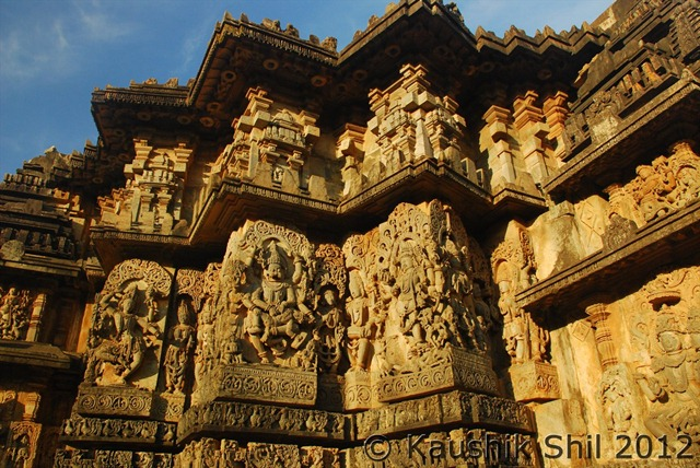 Hoysala Architecture, Karnataka, India