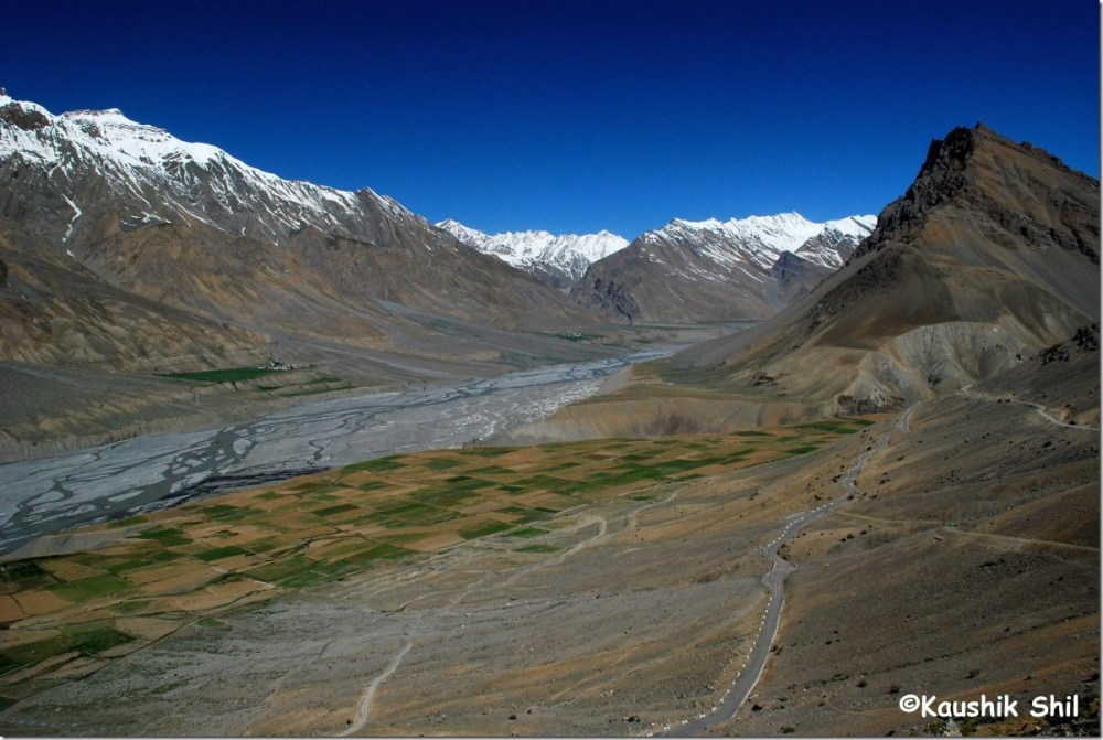 20327_Spiti Valley from Kye Monastery