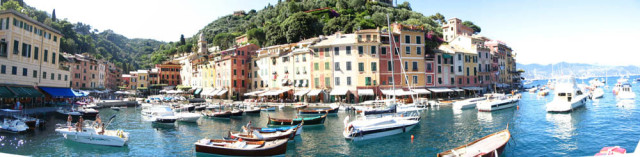 Panoramic Portofino, JM Rosier