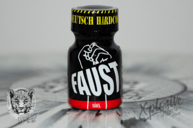 poppers faust puissant Fist
