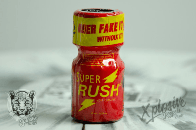 poppers super rush puissant