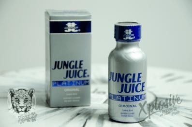 poppers jungle juice platinium 30ml