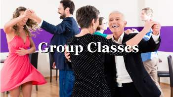 Group Classes Ballroom