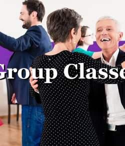 Group Classes Ballroom