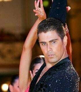 Joshua Davies - Dance Instructor
