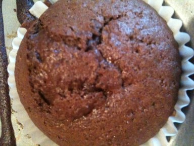 Simple Chocolate Muffins – that you can make with the Kids
