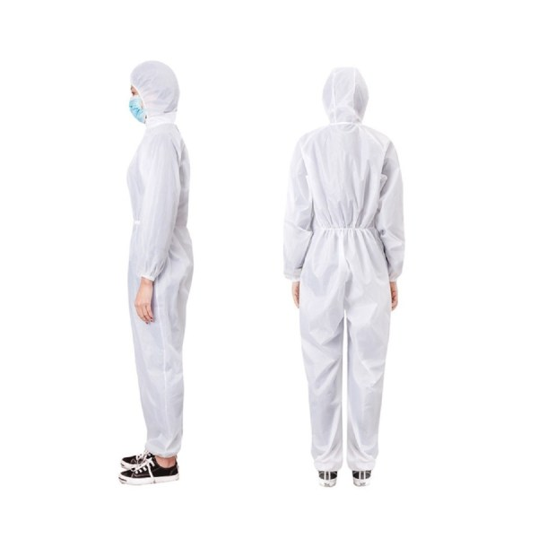 Wholesale EN 14126 Coverall medical protective clothing in ...
