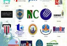 Panduan Pilih IPTS - Antara IPTS Malaysia