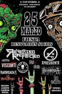 Rap Metal XpresidentX Festikral