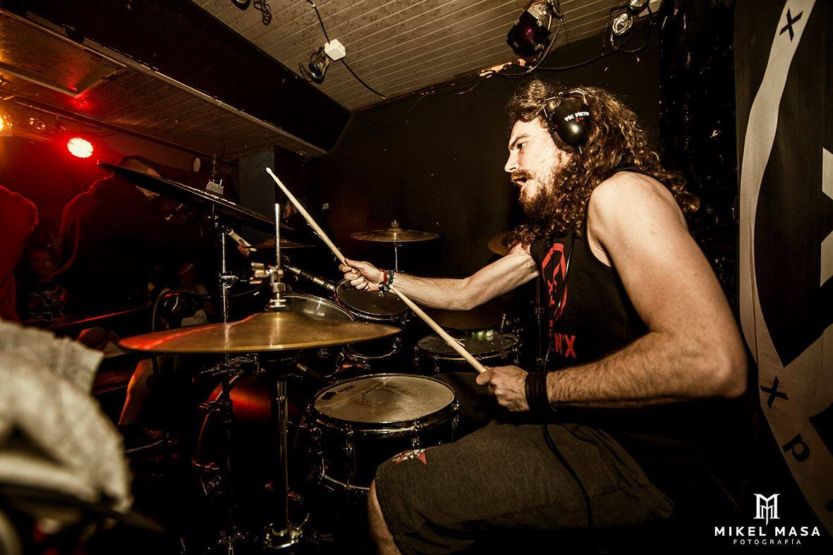 Arce XpresidentX Grupo de Rap Metal Madrid