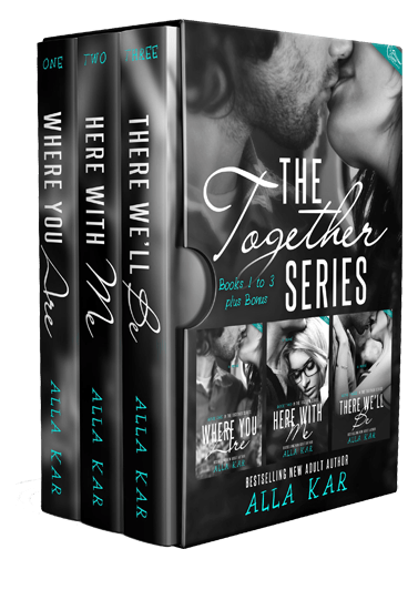 Excerpt & Giveaway: The Together Series by Alla Kar