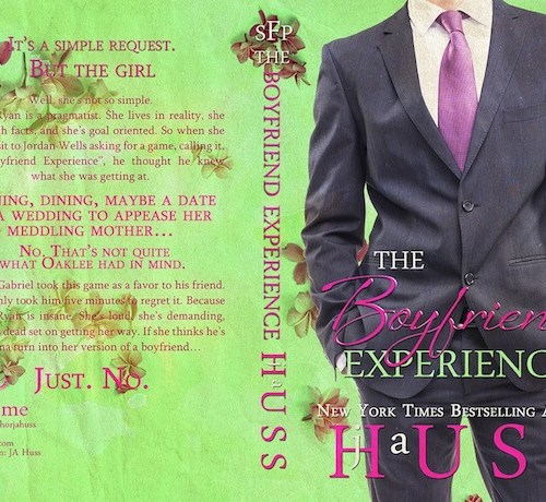 The Boyfriend Experience full cover