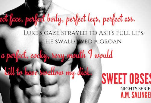 Sweet Obsession teaser graphic