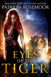 Eyes of the Tiger by Patricia Rosemoor cover