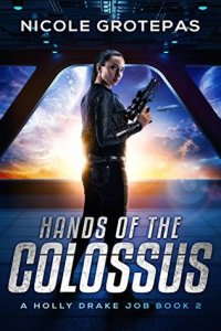 Hands of the Colossus cover